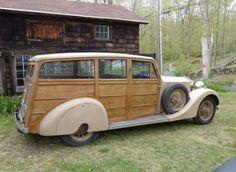 1932 Rolls-Royce 20/25 Shooting Brake