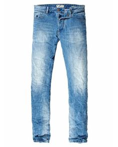 Ralston - Slim - Past and Present - Denims - Official Scotch & Soda Online Fashion & Apparel Shops