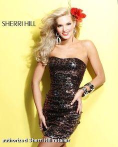 Sherri Hill - 1491
