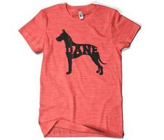 The Great Dane T-Shirt. Oh my puppies. Too Big for your own good!
