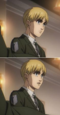 Attack on Titan S4 Armin, Attack On Titan, My Love, Fictional Characters, Fantasy Characters