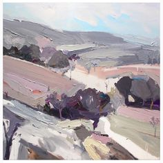 Richard Claremont, Crossing the Plains II, 16'