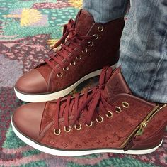 Liking these high tops