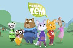 El Bosc de Lem és una plataforma online que conté 180 sessions, 30 activitats per curs, per treballar les emocions i els valors a l'escola.