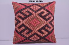 tribal rug patterned turkish pillow case throw pillow sofa
