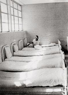 Richard Avedon. Mental Institution #36, East Louisiana State Mental Hospital, 1963