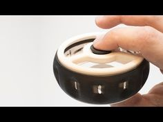 It's already spinning, why not add an animation? Now you can be distracted by a cat video while you get out that nervous energy. It's a simple design: two wheels,...