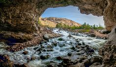 Sinks Canyon by Scott Copeland courtesy of Wind River Country