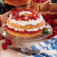 Super Strawberry Shortcake Recipe - best one I've tried so far