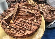 Μια τούρτα που θα λατρέψουν μικροί και μεγάλοι.