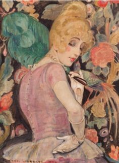Lili Elbe par Gerda Gottlieb
