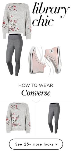 """Library Chic"" by daddyismyfiance on Polyvore featuring NIKE and Madewell"
