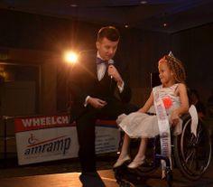 Congratulations to the new Little Miss Wheelchair California 2014, Luzi Ashley!! #ZippieZone
