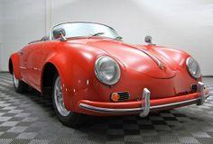 Currently at the Catawiki auctions: Porsche 356 Speedster 1956 Re-creation - 1600CC VW Engine, Solex carburetor, Bucket seats