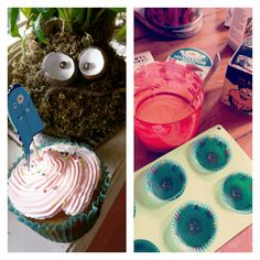Cupcakes framboise