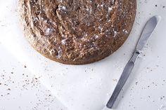 DARK SIDE OF THE SPOON: Chocolate Chai Spiced Polenta Cake