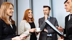 Der er faktisk gode grunde til at få råd af dine mandlige kollegaer.