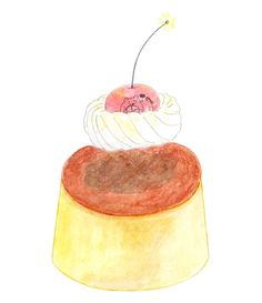 Cute Boys, Art Inspo, Pudding, Drawings, Illustration, Food, Pretty Boys, Cute Teenage Boys, Illustrations