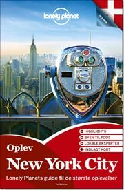 """Oplev New York City"" af Lonely Planet"