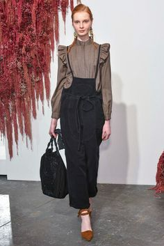 Ulla Johnson Fall 2016 Ready-to-Wear Fashion Show