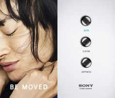 Sony Be Moved Advertising