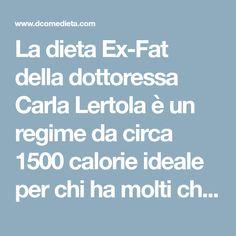 miglior piano di dieta a 1500 calorie