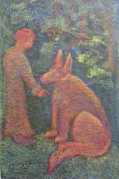 Age 08 ~ Aesop's Fables ~ Saint Francis and the Wolf of Gubbio