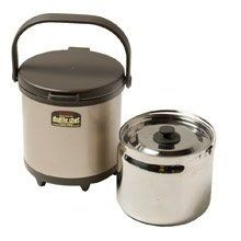 Thermos Thermal Cooker RPC-4500 4.5L Thermo Pot 5 Quart - For RV cooking without electricity all day