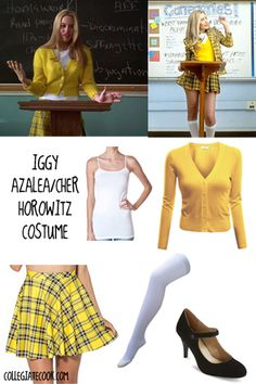 2014 Halloween Costume Ideas: Go meta as Iggy Azalea as Cher Horowitz from Clueless (or just pay homage to the '90s classic, because Alicia Silverstone was pretty phenomenal in that role)