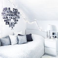 10 Home Decor Ideas For Teen Girl Bedrooms Dream Rooms, Dream Bedroom, Bedroom Inspo, Bedroom Decor, Tumblr Rooms, Teenage Room, Teen Girl Bedrooms, Home And Deco, Cool Rooms
