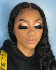 Glam Makeup Look, Glamour Makeup, Makeup Eye Looks, Black Girl Makeup, Cute Makeup, Girls Makeup, Gorgeous Makeup, Pretty Makeup, Beauty Makeup