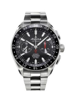 Alpina's Alpiner 4 Collection: 6 New (and Affordable) Swiss Sports Watches
