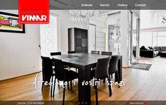 Mobilificio Vimar Company Website