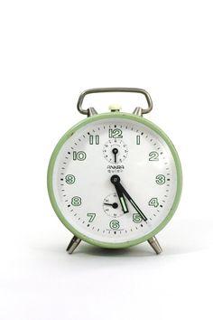 Vintage Alarm Clock / by ZuHauseBerlin
