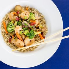 Recipe: Quick Shrimp and Vegetable Stir-Fry