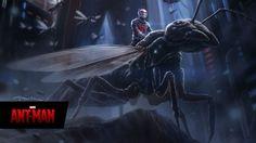 Antman movie - Cosmic Book News