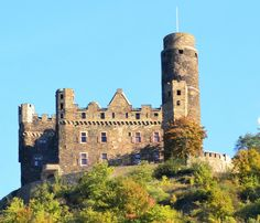 October 15, 2011 - Granger Douglas - Castle along the Rhine River in Germany