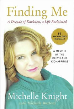 Finding Me : A Decade of Darkness, a Life Reclaimed: a Memoir of the Cleveland K