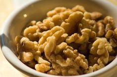 ...walnuts are the only nuts known to contain melatonin...The pineal gland in your brain produces melatonin from serotonin, a neurotransmitter that sends messages between nerve cells. Melatonin has strong antioxidant properties, and it can protect your cells and tissues from free radicals, substances that accelerate aging and stimulate progression of degenerative diseases, including cataracts, Parkinson's disease and Alzheimer's disease. #plantbased #health