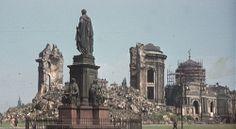 1979. Dresden DDR Frauenkirche