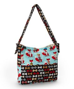 Love this Red Fox Diaper Bag by Brownie Gifts on #zulily! #zulilyfinds