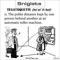 Telletiquette