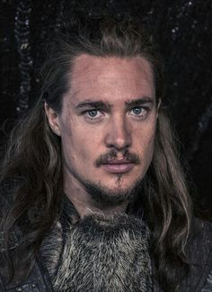Alexander Dreymon from the Last Kingdom