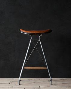 Wire Bar Stool / Overgaard & Dyrman