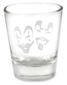 ICP Insane Clown Posse Juggalo Juggalette Faces by ScallywagDesign, $9.13