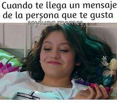 Awww!!!  Eslerando mi mensaje de Ruggero!!  - L #soyluna #soylunamemes Disney Channel, Jerry Lewis, Son Luna, Smiles And Laughs, Shows, Youtubers, Bff, Cool Pictures, Funny Memes