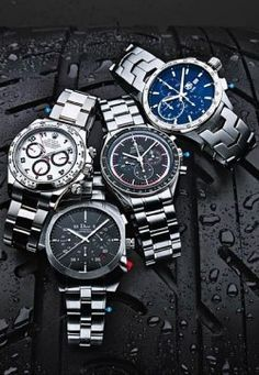 The season's hottest new watches