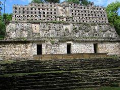 Yaxchilan nagytemplom