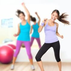 Image result for free fitness class images