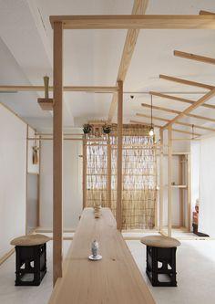Image 5 of 13 from gallery of En yu-An / Fumihiko Sano. Photograph by Daisuke Shimokawa /Nacása&Partners Inc